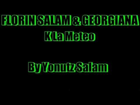 LIVE FLORIN SALAM SI GEORGIANA - K LA METEO HIT 2015 , manele noi, salam 2015, manele live