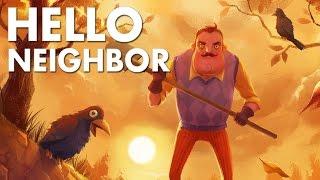 Szutykos szomszéd |hello neighbor |Streamben Történt