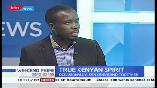 True Kenyan Spirit: 23rd September; What happens during the political season