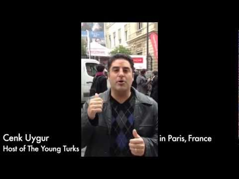 Cenk Reporting on the French Election from Paris