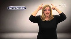 Come and Learn ASL! Yes/No Questions