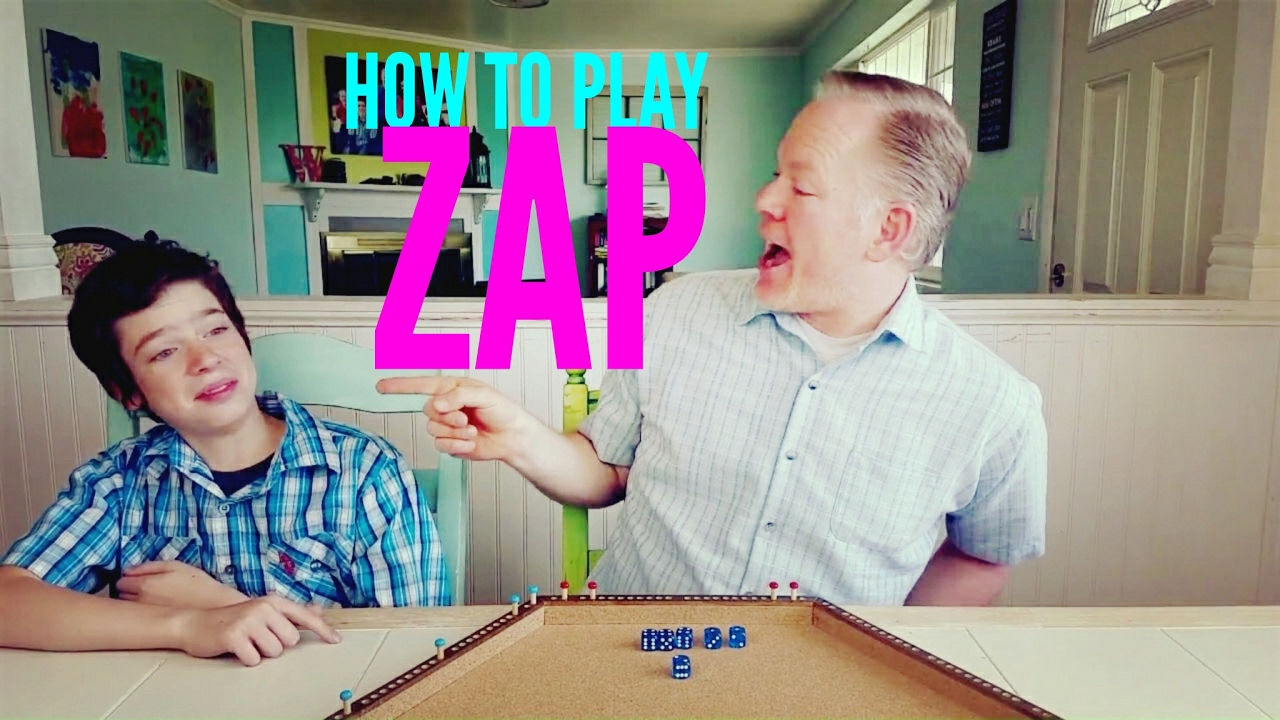How To Play ZAP (a 10,000 Dice Game)