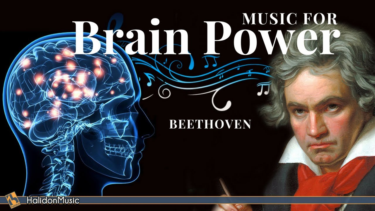 Classical Music for Brain Power - Beethoven