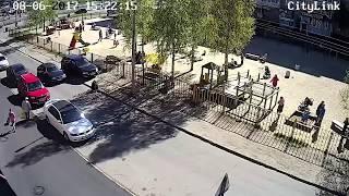 Сбитые пешеходы ДТП Смерть на дороге 2017