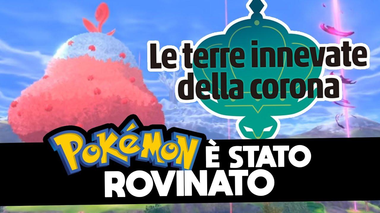 [NO SPOILER] POKÉMON è stato ROVINATO DA INTERNET - Leak DLC Pokémon Spada e Scudo (Landa Corona)