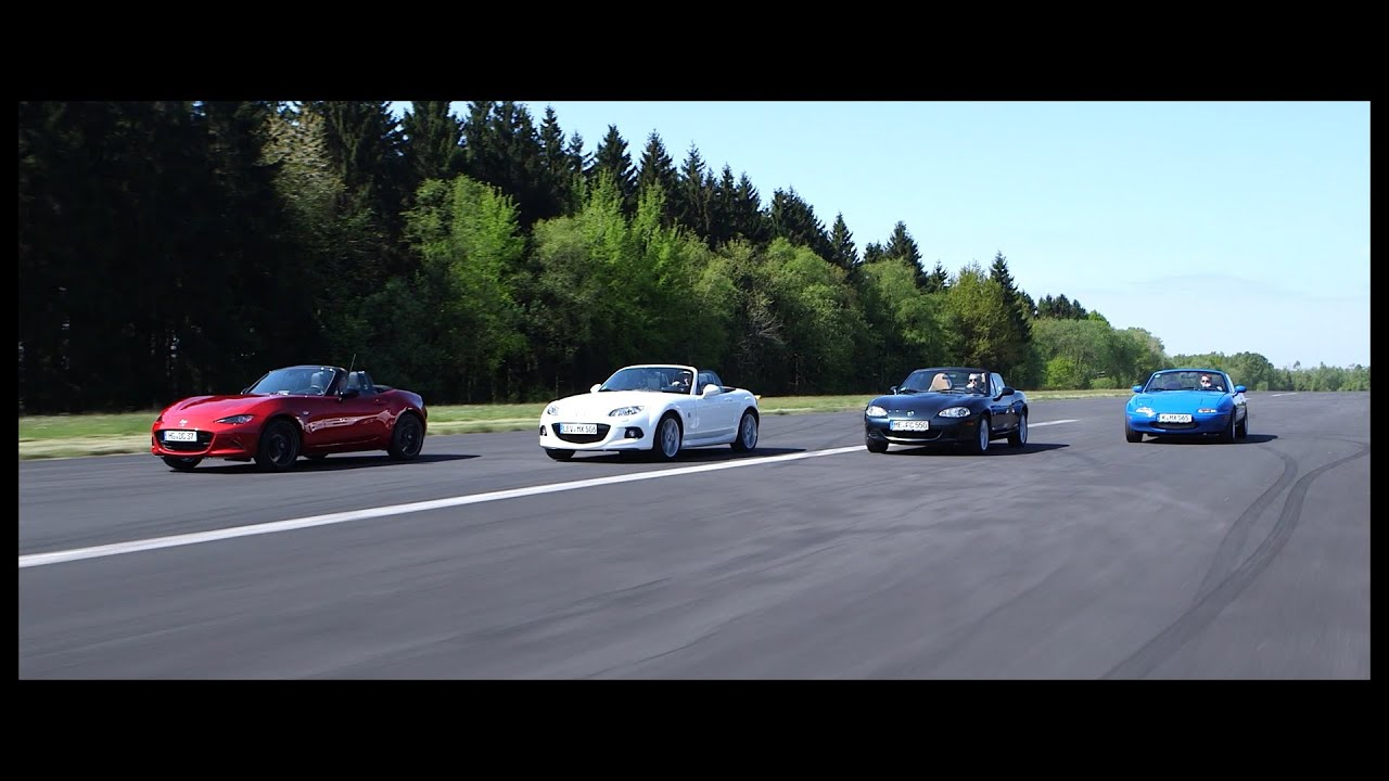 100 Years of Mazda: A Brand Icon