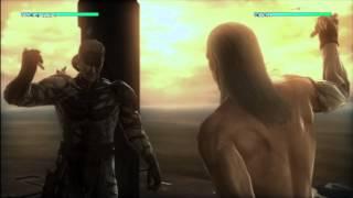 Repeat youtube video Metal Gear Solid 4 - Final Boss