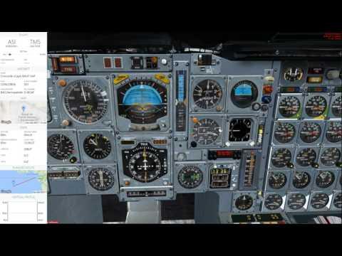 Flug vom 23.04.2017 FHAW  Georgetown to FPST  São Tomé
