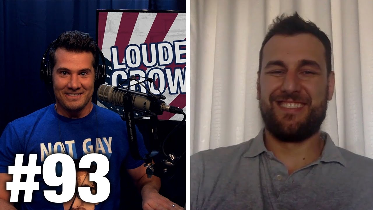 Download #93 TO THE SAFE SPACES! Andrew Bogut and Christopher Titus | Louder With Crowder