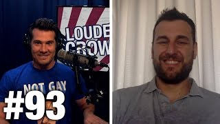 93 to the safe spaces andrew bogut and christopher titus   louder with crowder