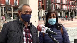 Vecinos de Valladolid consideran necesario el toque de queda en la Comunidad