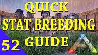 Ark Survival Evolved   Stat Breeding Guide