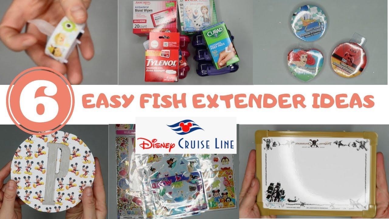 #dollartree #fishextenders #disneycruise