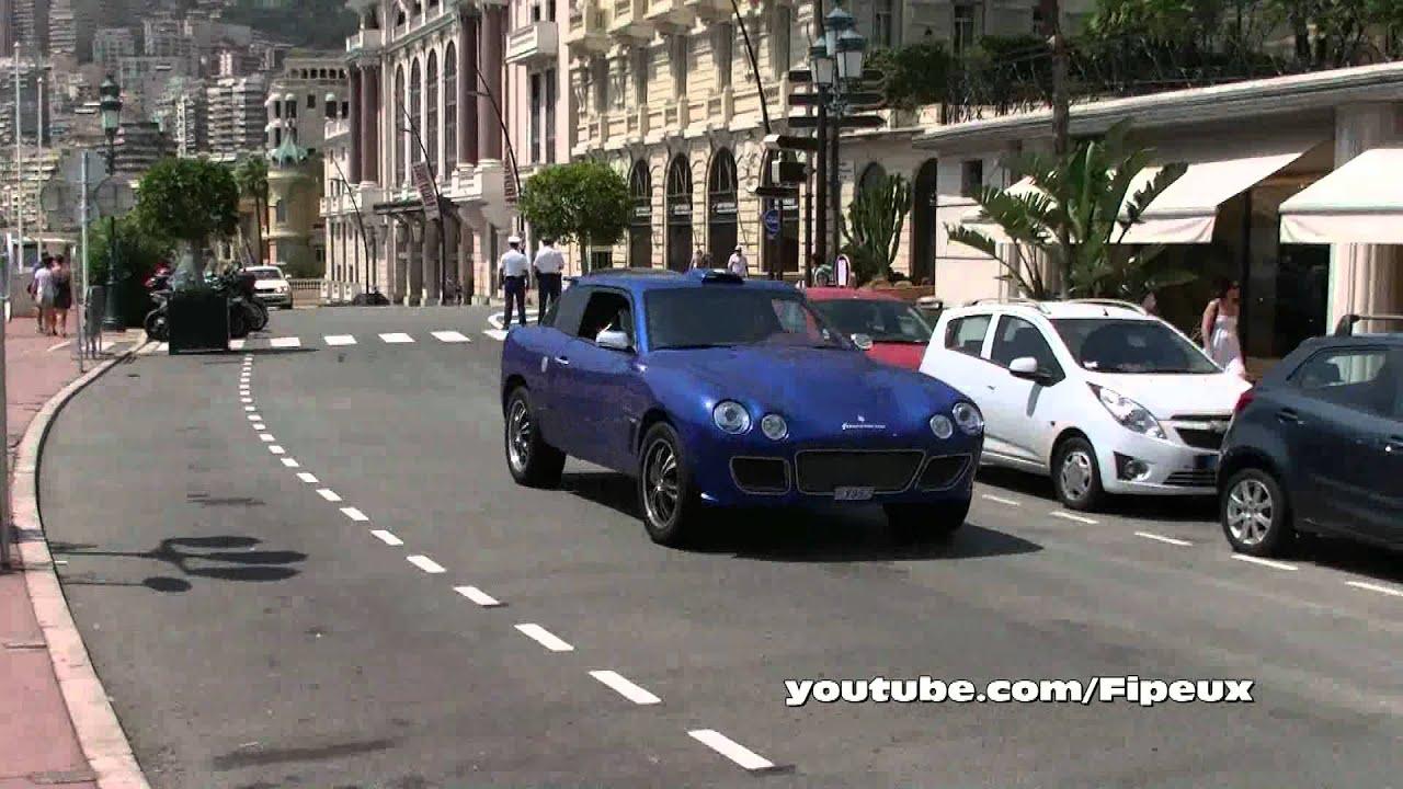 Rare Fornasari RR600 in Monaco