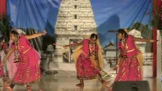 Daandiya Aattam 2012