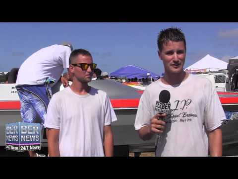 Around The Island Powerboat Race Winners, August 17 2014