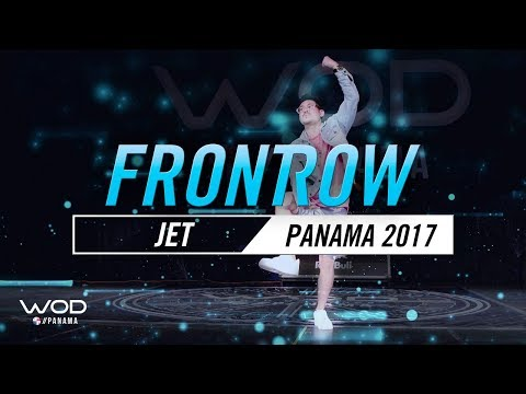 Jet | FrontRow | World of Dance Panama 2017 | #WODPANAMA