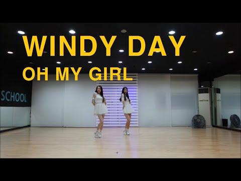 """[목동댄스 ]OH MY GIRL(오마이걸) """"Windy Day"""" 안무영상 Cover Dance By JH댄스"""