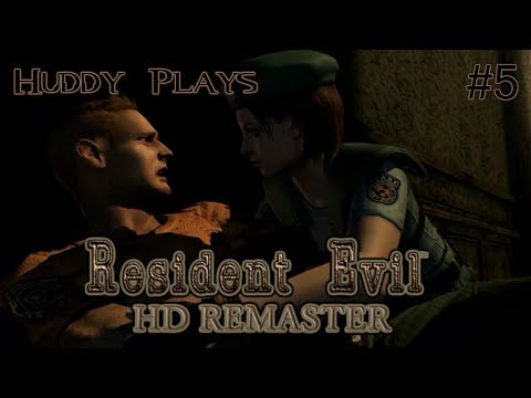 SAVING RICHARD!| Let's Play| Resident Evil HD Remaster |