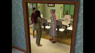 """The Sims 3 сериал """"Любовь в твоем сердце"""" 2 серия (с озвучкой)"""
