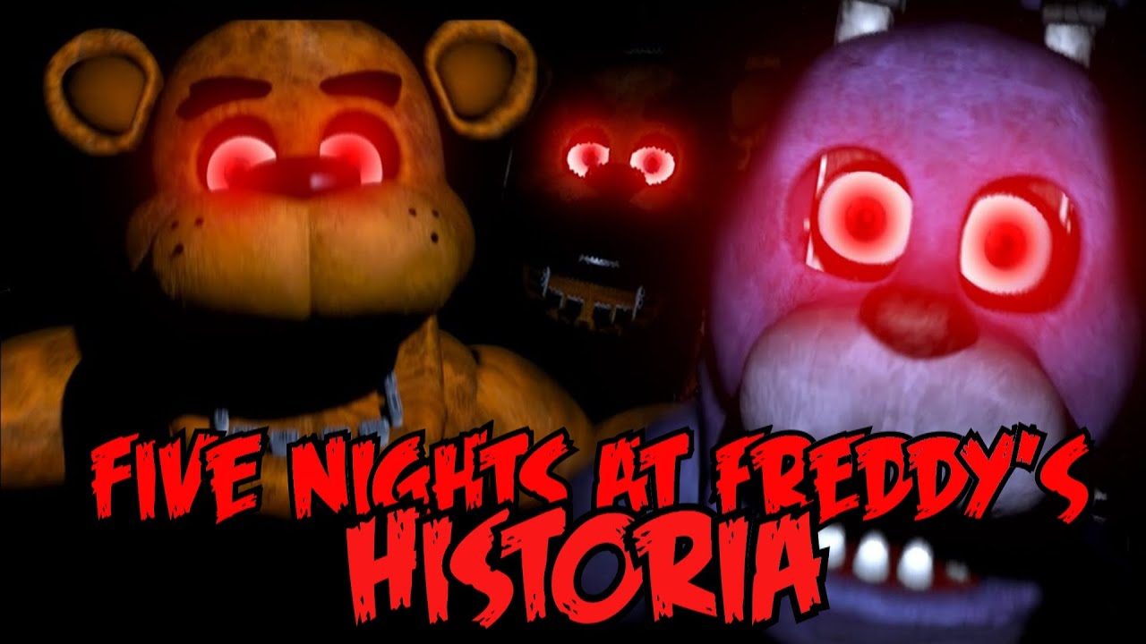 Five nights at freddy s hist 243 rias e teorias youtube