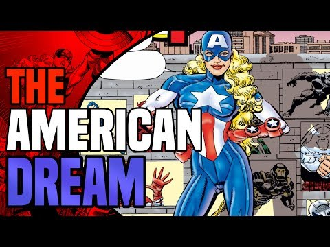The American-Dream Explained: Female Captain America Of The Future