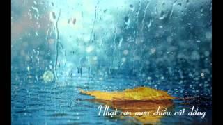 Kiss the rain - Vietsub - Nụ hôn trong mưa