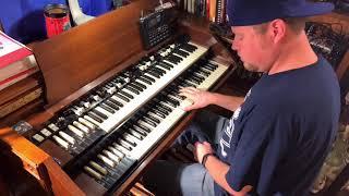 Tool's Intermission for Ballpark Organ