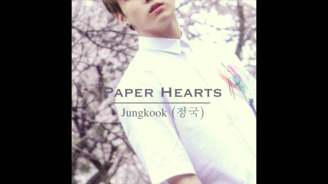 Pacific Offshore - Kunena - Topic: paper hearts jungkook