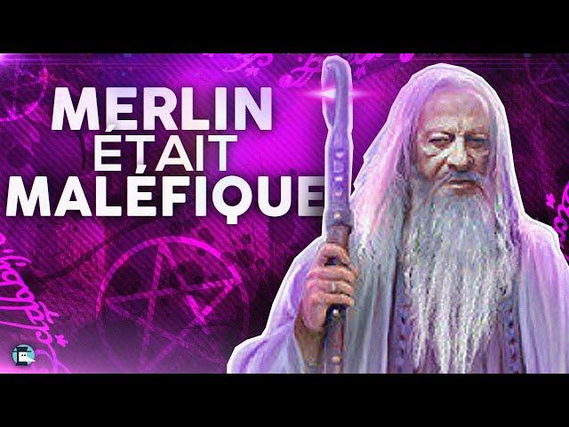 Merlin est-il un être maléfique ?