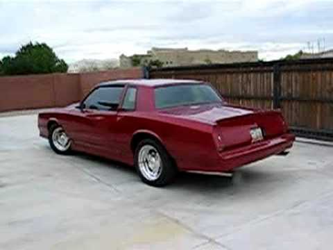 83 monte carlo 2 5 pypes xpipe system prov 2 youtube. Black Bedroom Furniture Sets. Home Design Ideas