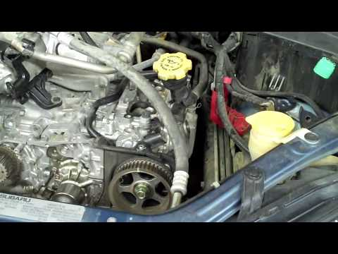How to change a Subaru Head Gasket without removing the engine