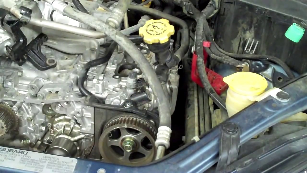 What Year Did Subaru Fix Head Gasket >> How To Change A Subaru Head Gasket Without Removing The Engine
