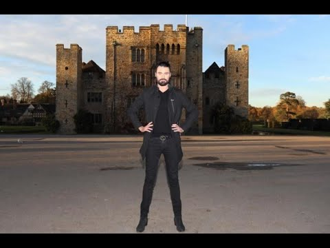 Rylan ClarkNeal leads skeptical celebs into paranormal hell in new reality