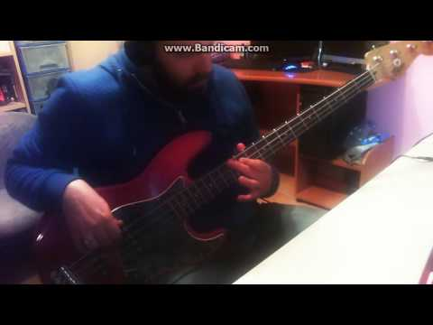 Pixies - Palace of the brine (bass cover) mp3