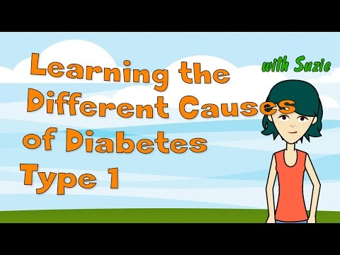 Learning the Different Causes of Diabetes Type 1