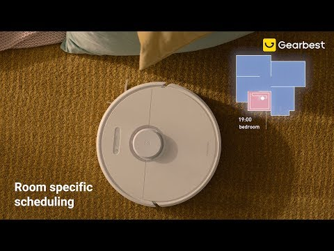 Roborock S6 LDS Scanning SLAM Algorithm Robot Vacuum Cleaner - Gearbest.com