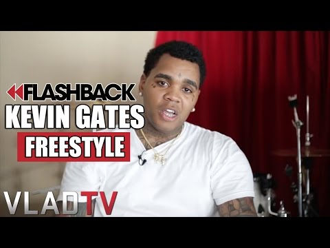 Flashback: Kevin Gates Spits a Freestyle About Prison