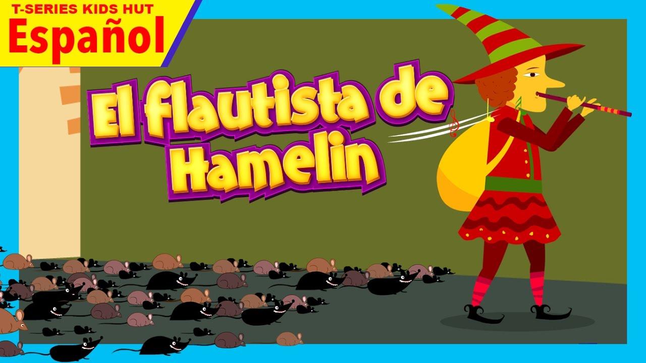 el flautista de hamelin cuento en español - cuentos ...