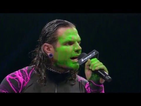 Jeff Hardy confronts... Willow?