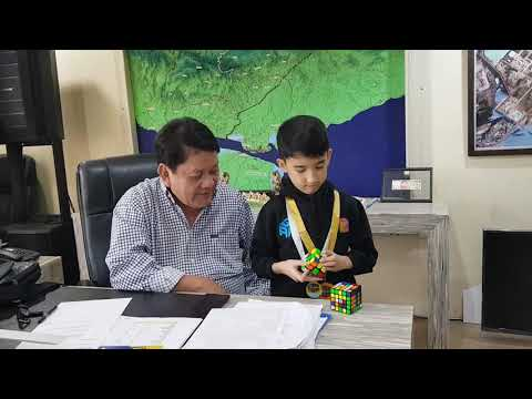 Courtesy Visit to Cebu City Mayor Tommy Osmeña