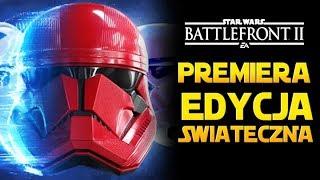 PREMIERA! EDYCJA ŚWIĄTECZNA Star Wars Battlefront 2 PL