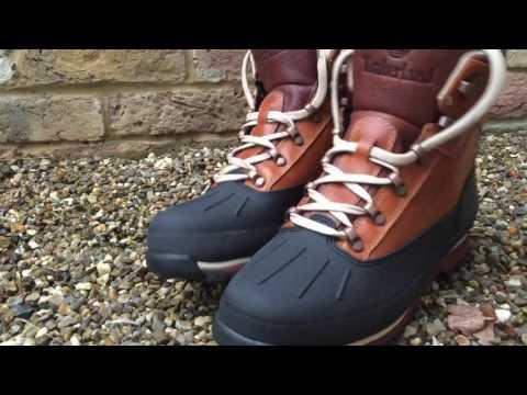 9701e0593fa Timberland Waterproof Boots Euro Hiker Shell Toe Claypot Snow ...