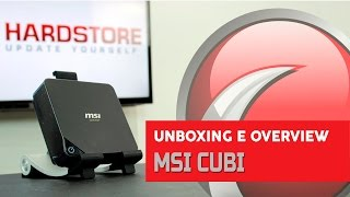 MSI - Cubi - Unboxing/Overview