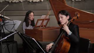 Johann Sebastian Bach - Trio Sonata in C major BWV 529