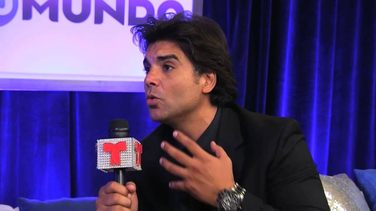 Entrevista a Jorge Luis Pila en Premios Tu Mundo 2013 ...