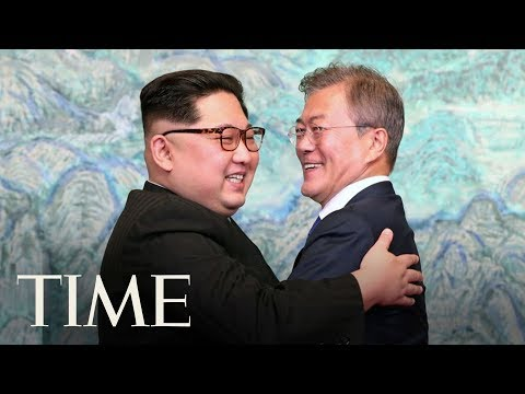 North And South Korea Make History, Agree To Denuclearization | TIME