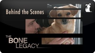 Behind the Scenes - The Bone Legacy - Movie Trailer Parody