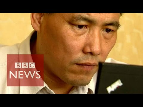 Using a South Korean film to dodge China's censors- BBC News