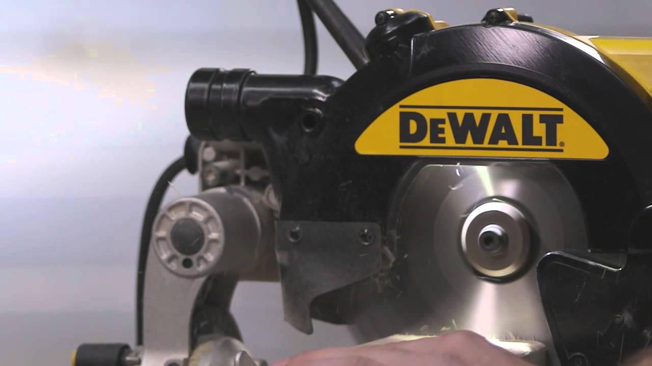 Dewalt dws774 xps review